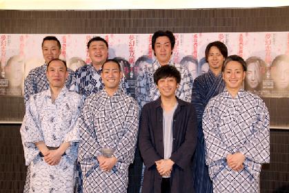 中村勘九郎・中村七之助らの「歌舞伎」と蓬莱竜太の「演劇」が融合!『赤坂大歌舞伎』6日より開幕