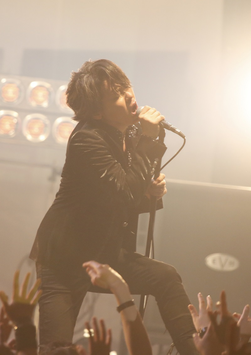 LUNA SEA/RYUICHI:SLAVE限定GIG 2015 The Holy Night –To The Next Dimension-