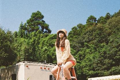 kiki vivi lily、アルバム『Tasty』をリリース 新アーティスト写真も公開