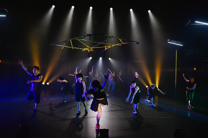 第11回本公演『FIELD-フィールド』photo by Manaho Kaneko