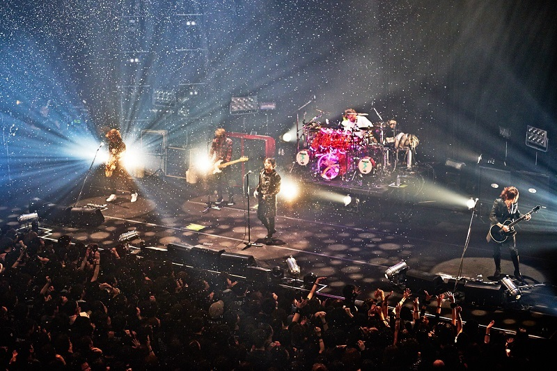 LUNA SEA:SLAVE限定GIG 2015 The Holy Night –To The Next Dimension-