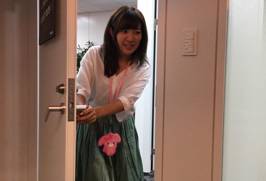 SPICE名物(?)レポーター・シマザキ