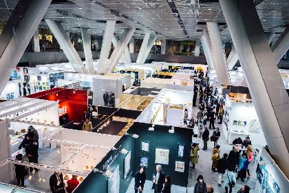 『アートフェア東京 2019』今年のテーマは「Art Life」 エリアを拡大し、時代・地域・アートのジャンルを横断した作品を展開