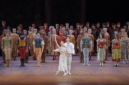 新国立劇場バレエ団『ロメオとジュリエット』開幕 舞踊芸術監督・大原永子からのメッセージが公開 会場内では『マノン』特別展示も開催