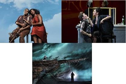 METライブビューイング、『ポーギーとベス』『アグリッピーナ』『さまよえるオランダ人』の上映日程が決定