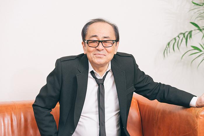 大野雄二氏(PHOTO:木場 ヨシヒト)