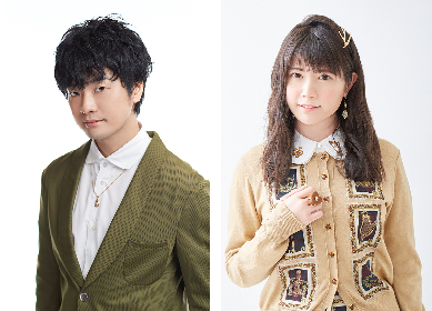 声優 福山潤と竹達彩奈が高槻市を舞台にしたPRアニメーションで共演