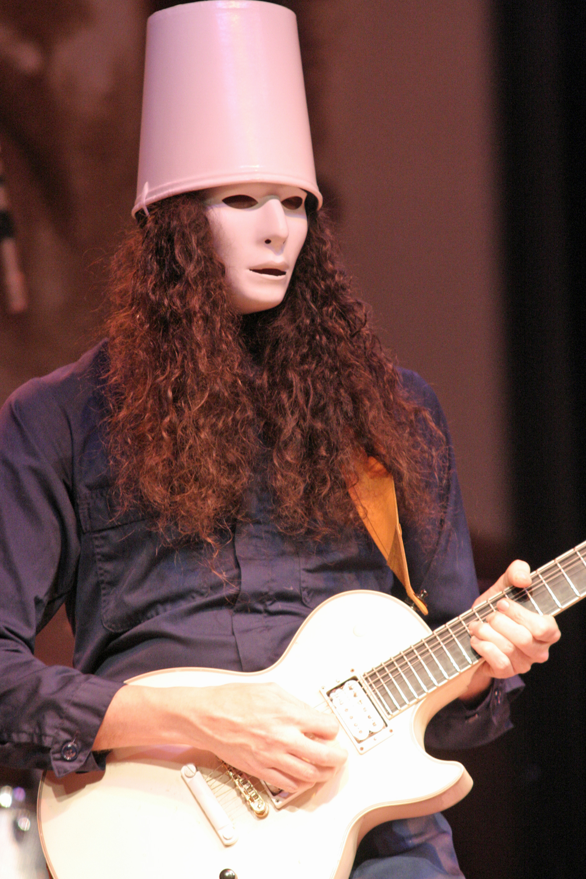 Buckethead / Photo by Bootzilla Production & Michael Weintrob