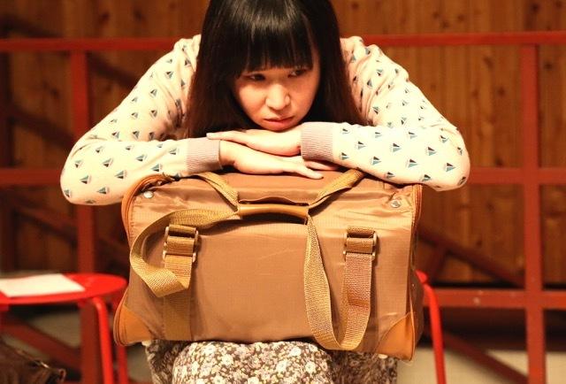 MU『狂犬百景』初演(2014年11月、原宿VACANT) 撮影/石澤知絵子