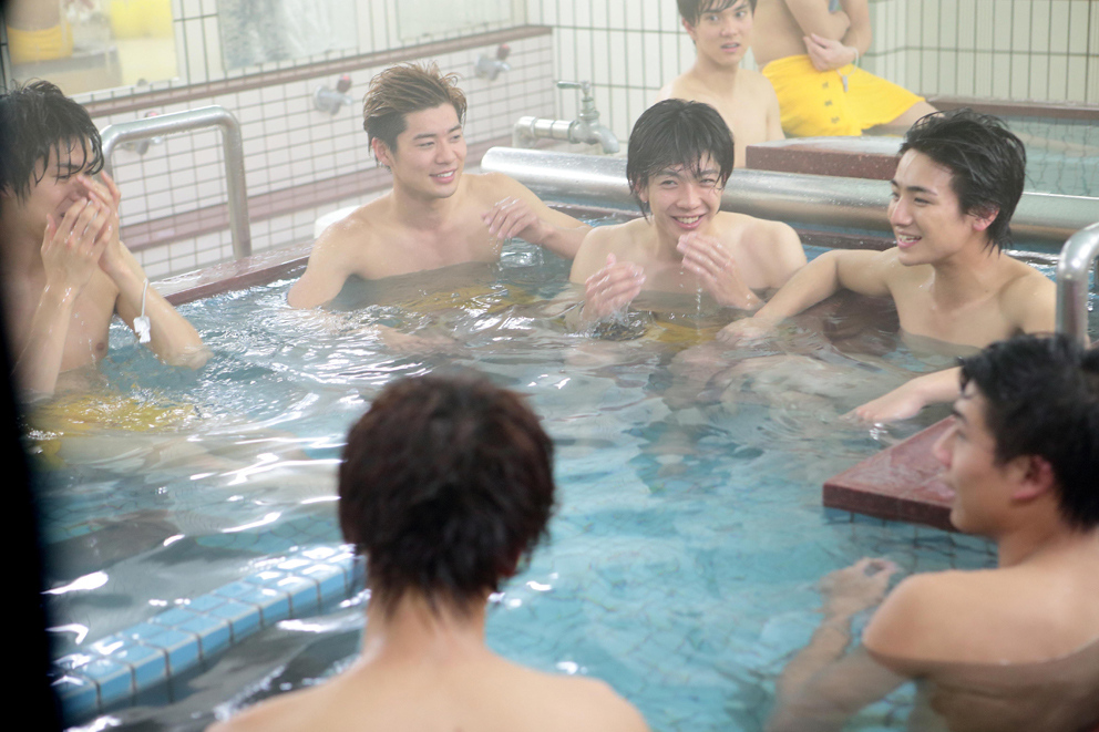 BOYS AND MEN  ©2016『BOYS AND MEN ~One For All, All For One~』製作委員会