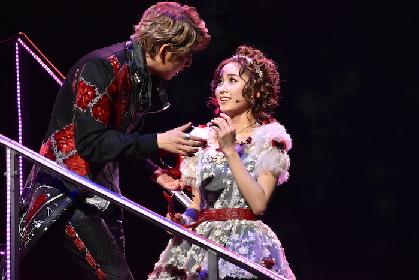 ミュージカル『ロミオ&ジュリエット』上演中! ピュアで透明感が際立つ、大野拓朗&木下晴香