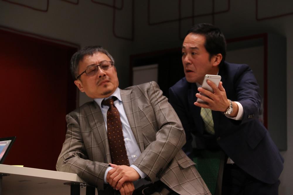 松尾貴史、坂田聡「七つの秘密」