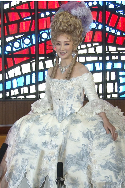 ミュージカル「1789 -バスティーユの恋人たち-」初日前会見より 花總まり