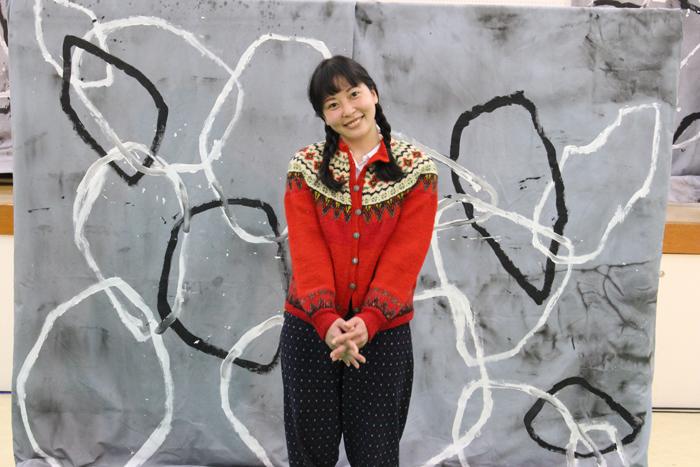 盛山小春   (写真提供=移動演劇桜隊平和祈念会)