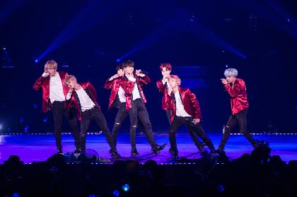 BTS (防弾少年団)、初のドーム公演を完全映像化 初回盤にはメンバー別写真集も