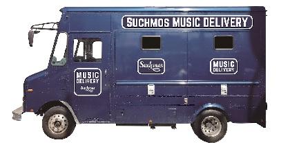 """Suchmos、新アルバム『THE ANYMAL』をオリジナルトラックで届ける移動販売""""MUSIC DELIVERY""""を実施"""
