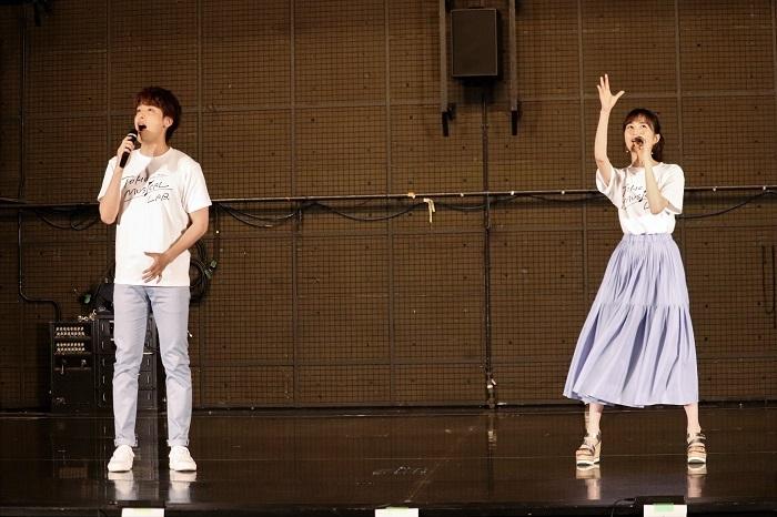 「TOHO MUSICAL LAB.」製作発表より(撮影:こむらさき)