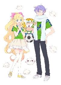 TVアニメ『ベルゼブブ嬢のお気に召すまま。』Jリーグチーム・湘南ベルマーレとのコラボ「湘南ベルままーれ」決定