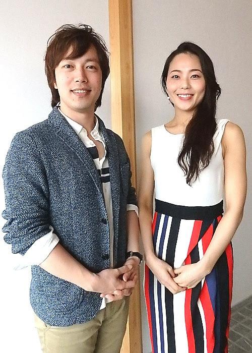 飯田達郎と岡村美南
