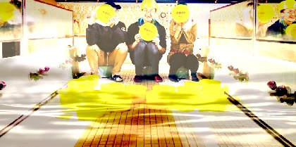夜の元銭湯でアートに浸かる『脱衣場で芸術家と文通する日』 東京・根津で開催
