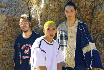 Dos Monos、2ndアルバム『Dos Siki』のリメイクアルバムをリリース 崎山蒼志、ブラック・ミディ、SMTKらが参加