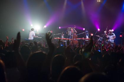 """話題のピアノトリオ3組による""""新しい""""""""もの凄い""""イベントを直撃。「PIANO TRIO TOGETHER」ライブレポ これは伝説になる…"""