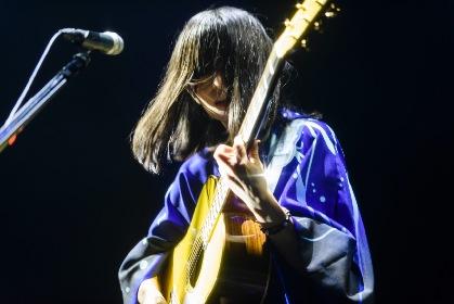 """""""酸欠少女""""さユりが初のアルバムを携えた全国ツアーで見せた決意と覚醒"""