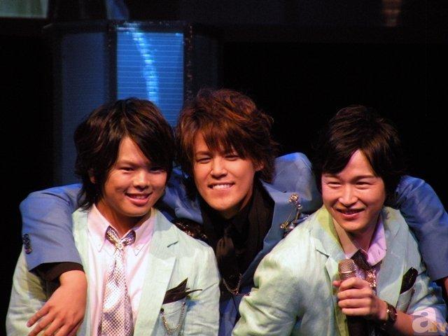 宮野真守さん、『SB69!!』イベントで毎日キラキラ☆宣言!
