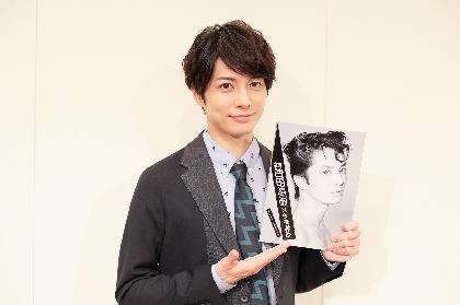 和田琢磨、ムック本『月刊和田琢磨×小林裕和』発売記念イベントを開催 撮影には「断酒して臨みました」