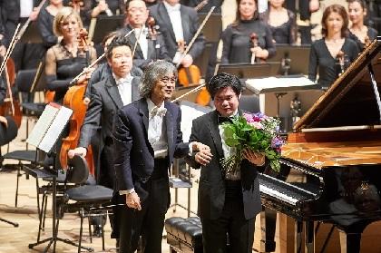 辻井伸行の熱演に拍手喝采 ケント・ナガノ指揮ハンブルク・フィル現地公演が終演~日本ツアーは10/31開幕