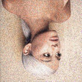 アリアナ・グランデ、日本のファンから寄せられた写真で製作したモザイク・アートが完成