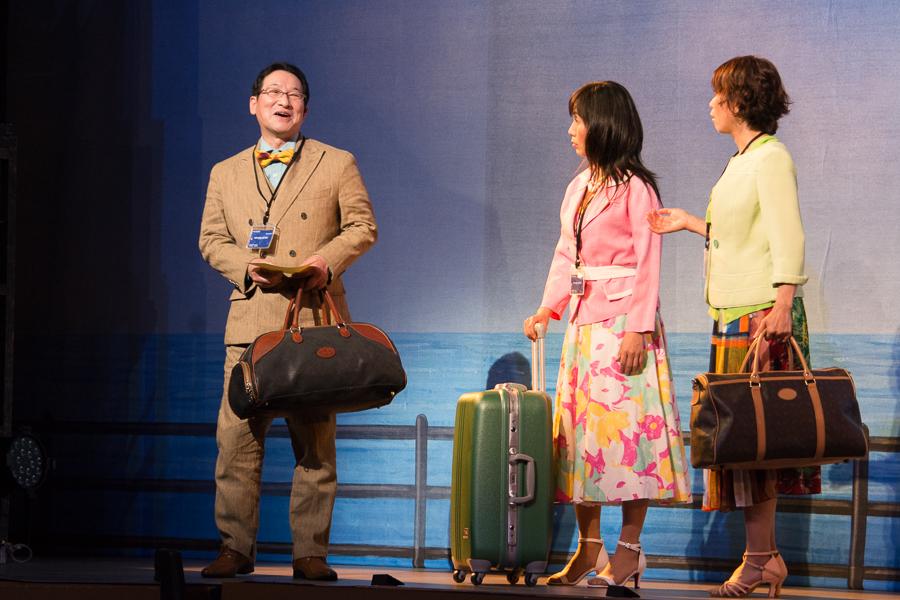 春風亭昇太(一番左)