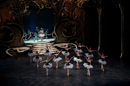 Kバレエカンパニー『シンデレラ』東京公演がまもなく開幕 10/8(金)にはライブ配信も