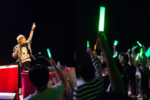 八王子Pは香港でも高い人気がある