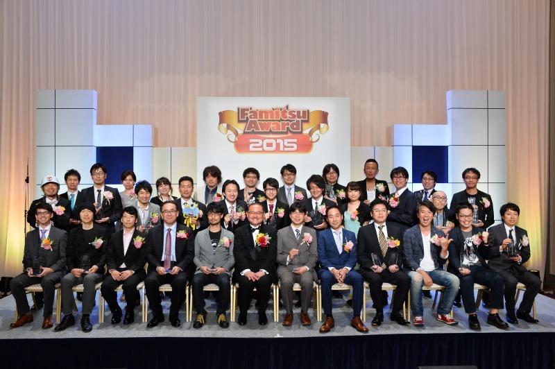 ファミ通アワード2015」受賞作品...