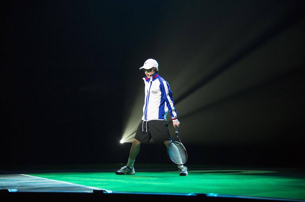 ©許斐 剛/集英社 ・NAS・新 テニスの王子様 プロジェクト ©許斐 剛/集英社 ・テニミュ製作委員会