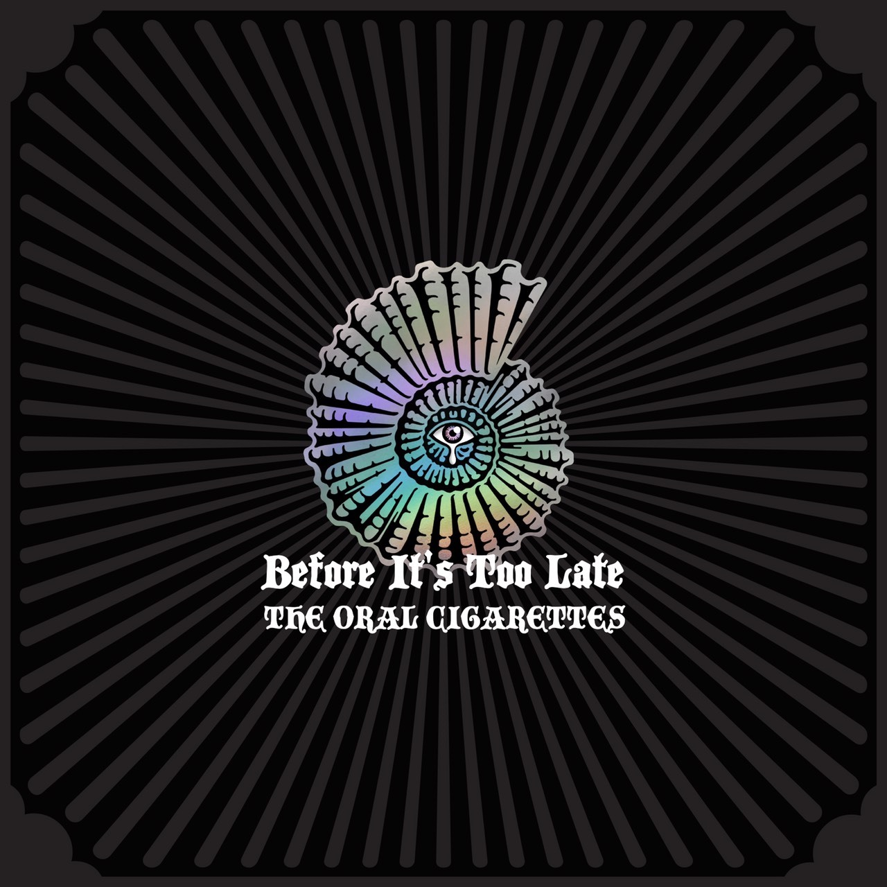『Before It's Too Late』