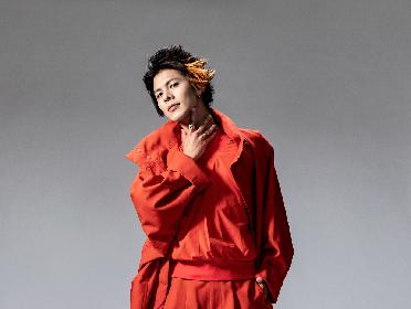 俳優としても活躍中のTakuya IDE、ニューシングル「LOVE HOPE」をリリース