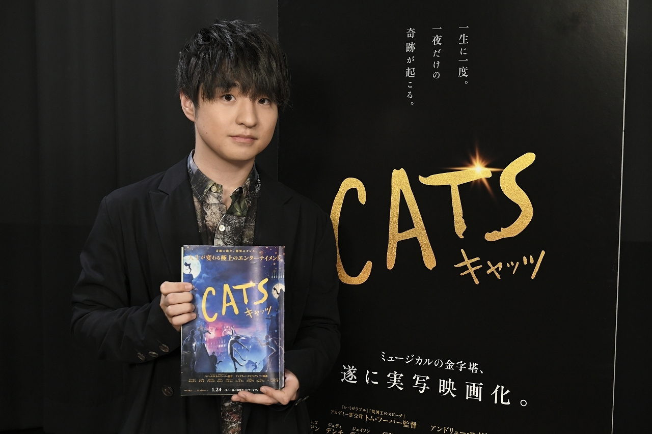 Official髭男dism藤原聡 (C)2019 Universal Pictures. All Rights Reserved.