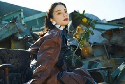 中条あやみ「鳥肌が立ちました」  安田レイが歌うドラマ『君と世界が終わる日に』の挿入歌「Not the End」にコメント