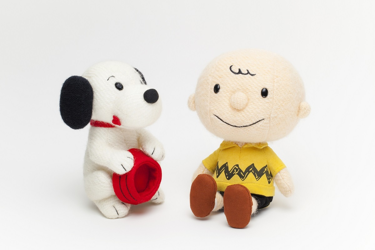 1950's Early PEANUTSぬいぐるみ (c) Peanuts Worldwide LLC