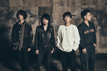 Nothing's Carved In Stoneが4月からTOKYO FM『FESTIVAL OUT』内で新パーソナリティを担当