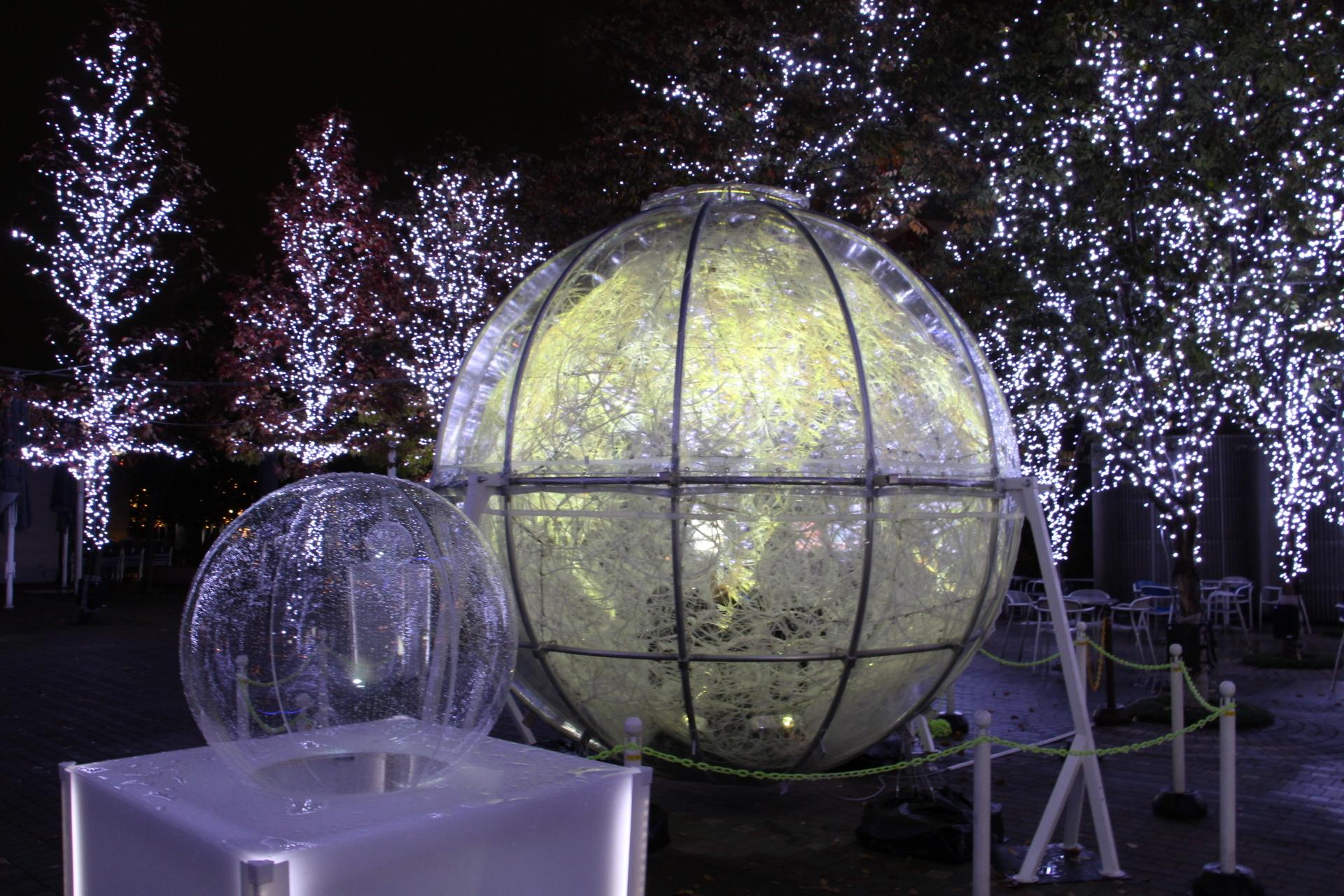 東京ドームシティ ウィンターイルミネーション THE TOKYO UNIVERSE by NAKED