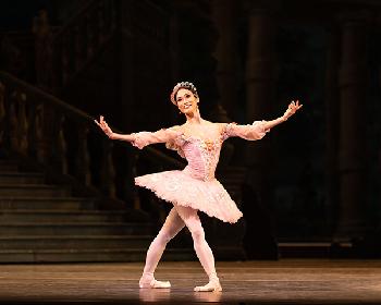 金子扶生がロイヤル・バレエ『眠れる森の美女』に主演~名門で活躍する日本人ダンサー作品特集を映画館で