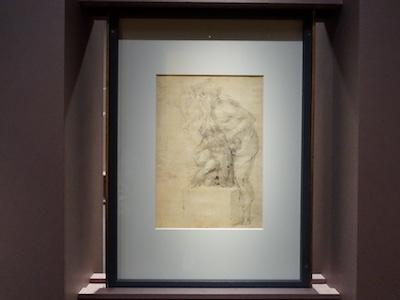 ミケランジェロ・ブオナローティ《イサクの犠牲》 1535年頃 カーサ・ブオナローティ