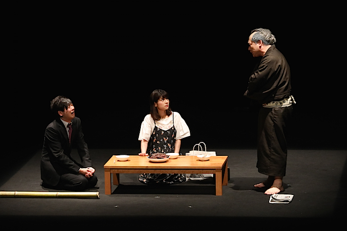 『劇王Ⅺ〜アジア大会〜』2017年9月上演より。2位の北海道代表/上田龍成(星くずロンリネス)作・演出『言いにくいコトは、、』