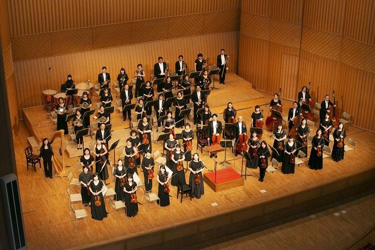 ザ・カレッジ・オペラハウス管弦楽団   写真提供:ザ・カレッジ・オペラハウス管弦楽団