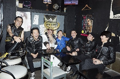 グループ魂 「もうすっかり NO FUTURE!」発売記念トークイベント大阪で開催