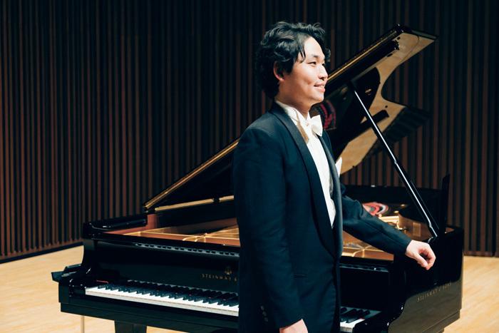 イープラス presents 『ピアノの森』ピアノコンサート/髙木竜馬