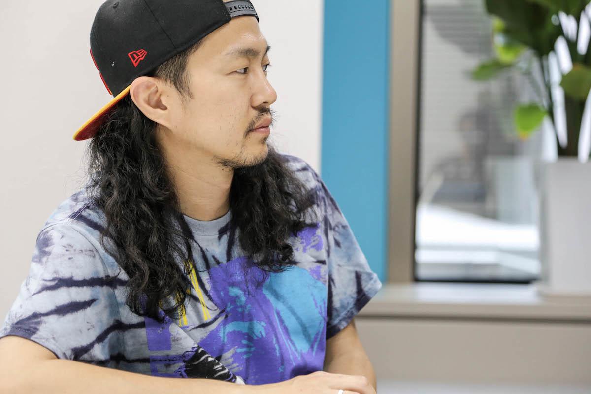TOTALFAT・Kuboty 撮影=風間大洋